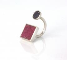 Stefanie Dingel - Dingel-Ring-Kobaltcalcit