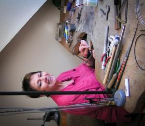Rosemarie Theis - rosemarie theis- werkstattfoto